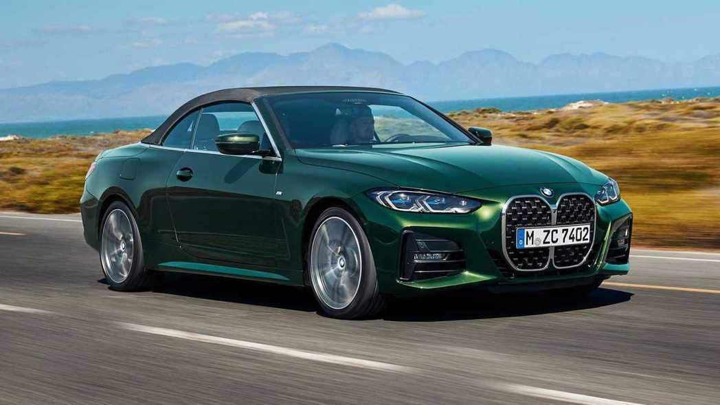 新世代BMW 4 Series Convertible (G23) 回歸軟頂敞篷...