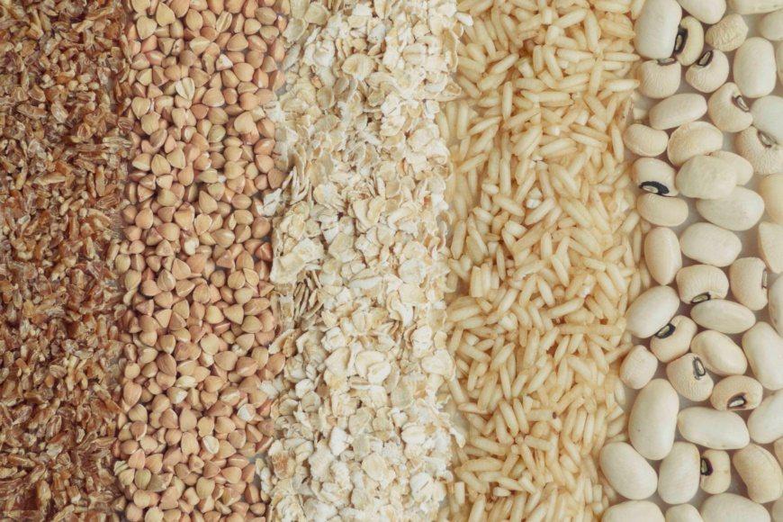 五穀雜糧的熱量比精製穀物還要高! 圖/unsplash