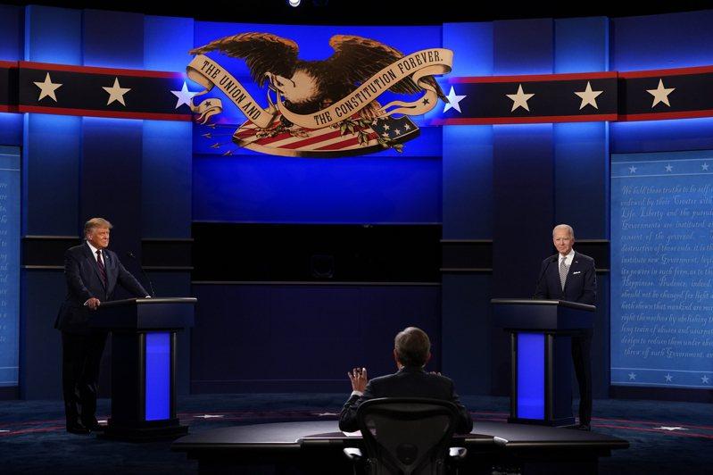 美國總統大選首場辯論落幕,學者認為,電視辯論的目的是拓票,拜登雖然沒有太多群眾魅力,但相較於不斷插話還失言的川普,拜登加分的機會高。 美聯社