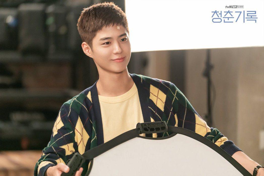 「青春紀錄」劇照。圖/擷自tvN臉書