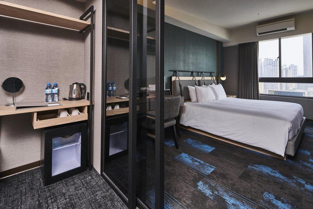 高雄市宮賞藝術大飯店。 Airbnb /提供
