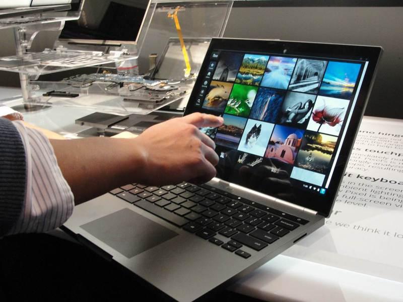 看好遠距辦公和Chromebook需求將延續到2021年上半年,日系外資重申廣達優於大盤評等和目標價88元。 法新社