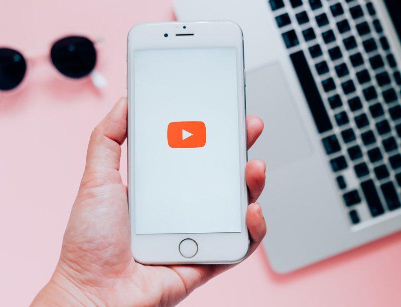 YouTube示意圖。 圖/Ingimage