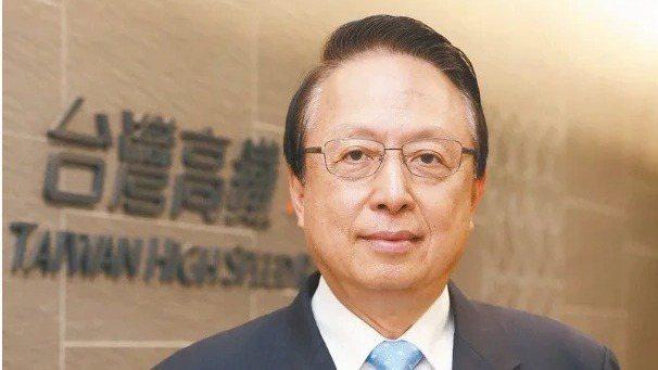 台灣高鐵公司董事長江耀宗。 報系資料照