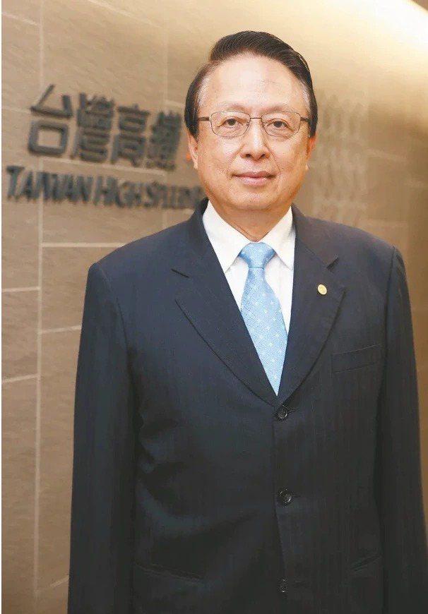 台灣高鐵公司董事長江耀宗。圖/聯合報系資料照片