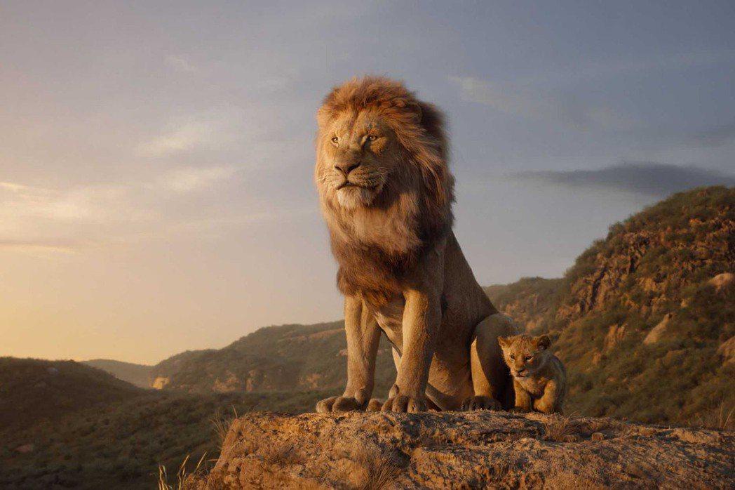 「獅子王」續篇電影將挖掘更多木法沙(左)早年的經歷。圖/摘自imdb