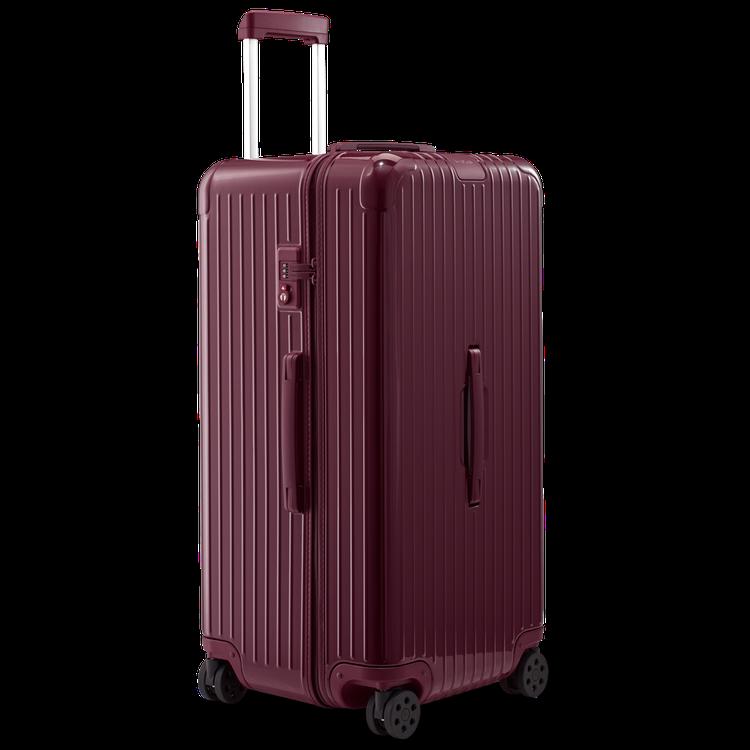 RIMOWA Essential系列Trunk Plus漿果紫行李箱36,300...