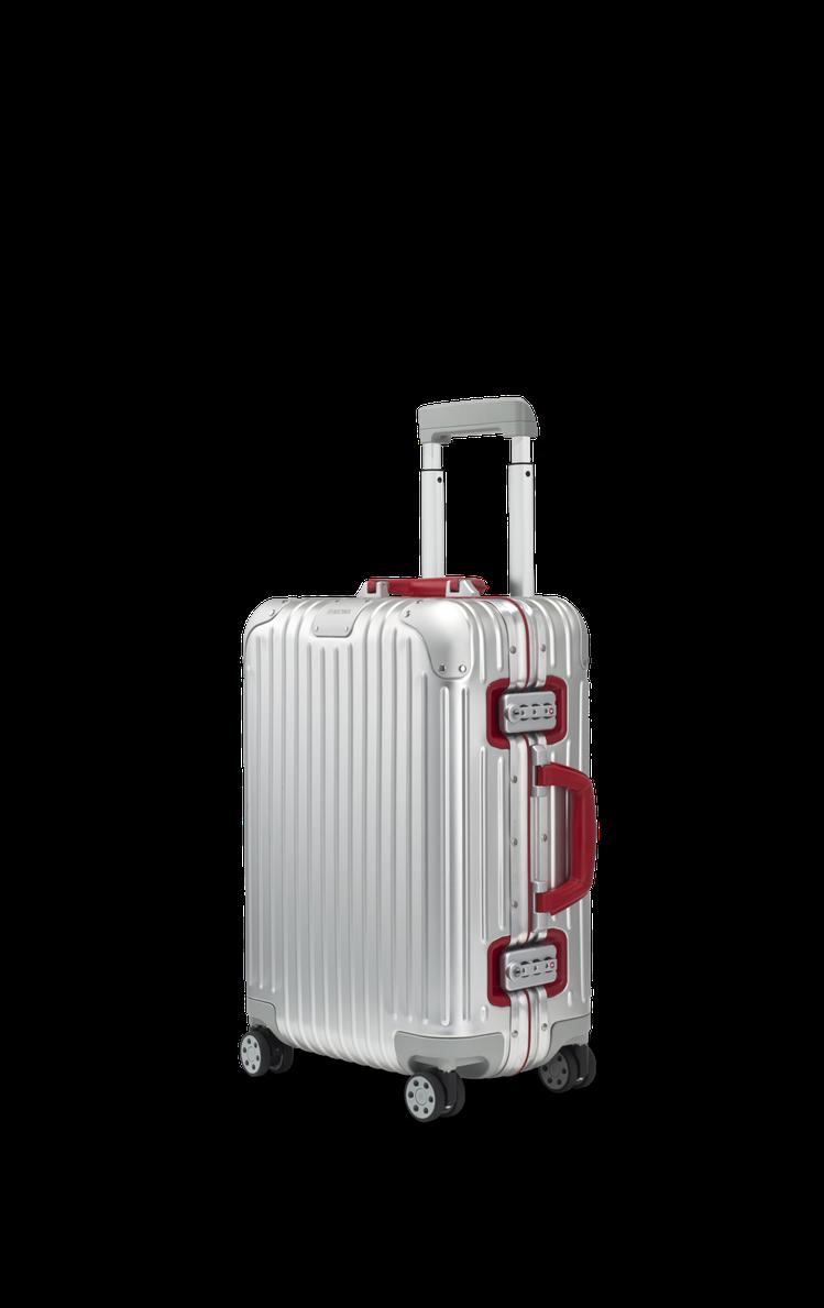 RIMOWA Original系列Cabin Twist行李箱42,300元。圖...