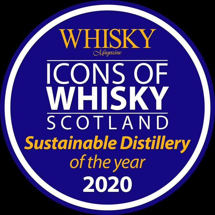 艾德麥康榮獲2020年威士忌雜誌「永續酒廠」大獎肯定。圖/豪邁國際提供。提醒您:...