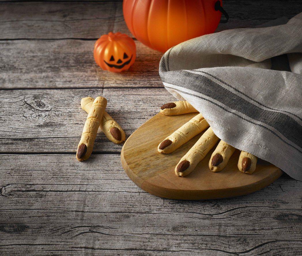 巫婆手指餅乾,20元。圖/IKEA提供