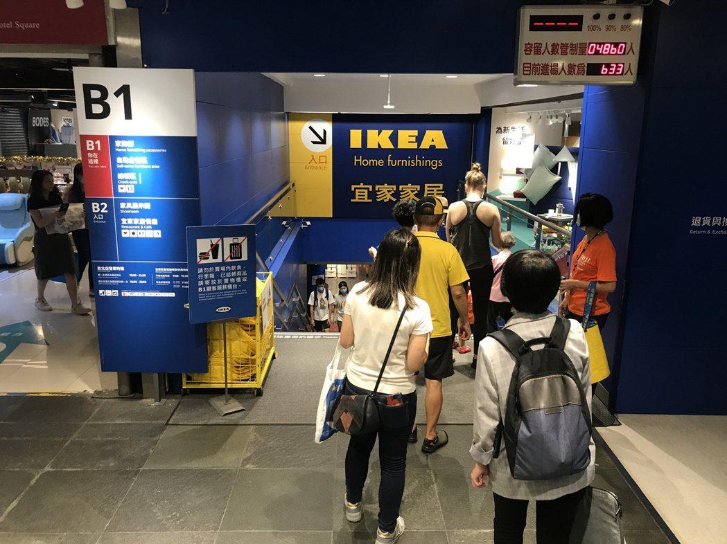 IKEA在10月推出多款期間限定新菜,以及購物優惠。記者江佩君/攝影