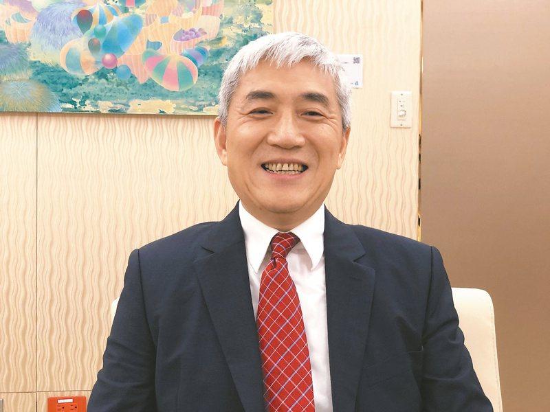 技嘉董事長葉培城(本報系資料庫)
