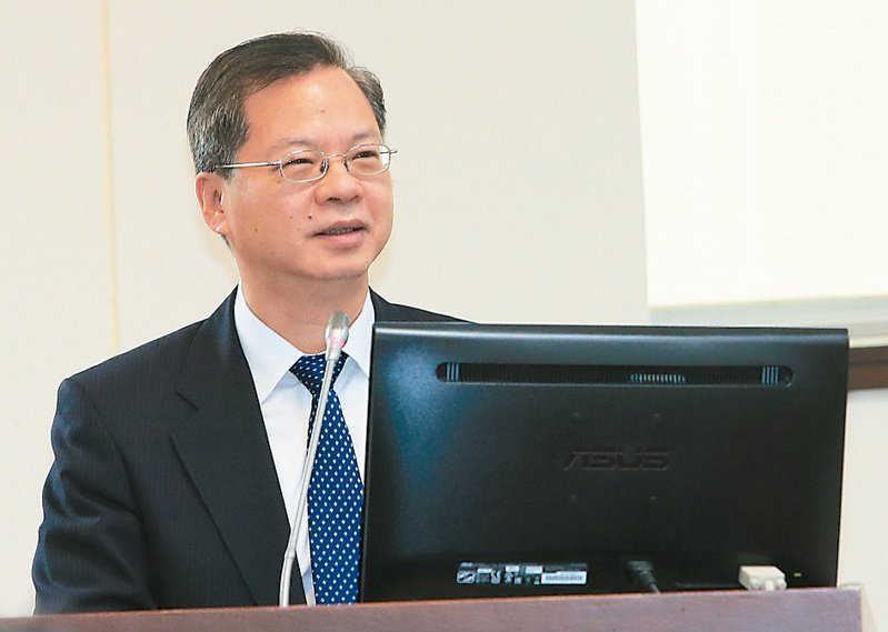 國發會主委龔明鑫。聯合報系資料照/記者潘俊宏攝影