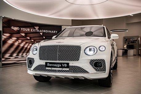 售價1,080萬元起!小改款Bentley Bentayga抵台亮相