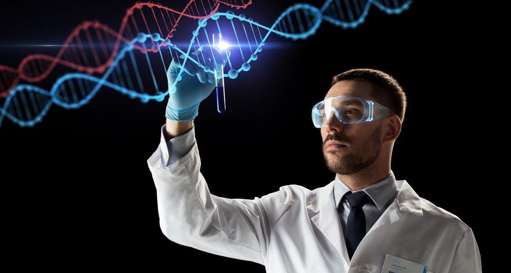 基因檢測示意圖。圖/ingimage