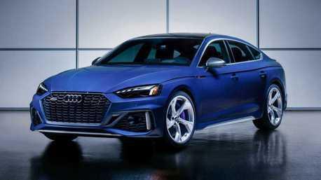 美規新年式Audi RS5 Coupe/Sportback更新 並增添兩組限量特仕版車型!