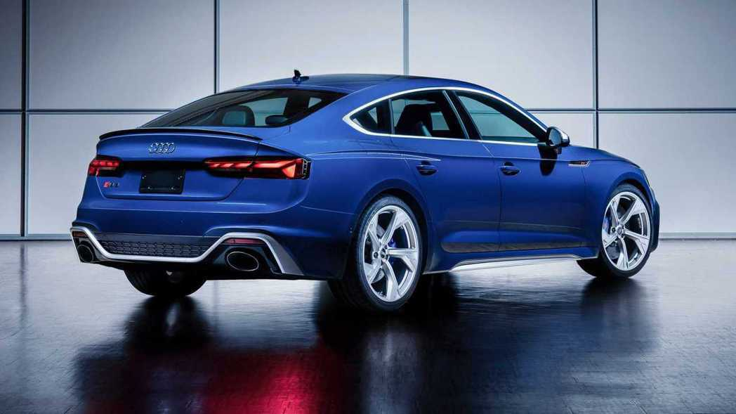 RS5 Sportback Ascari Launch Edition。 摘自A...