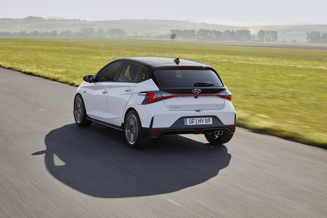 全新Hyundai i20 N Line提供1.0升T-GDi與1.2升MPi兩...