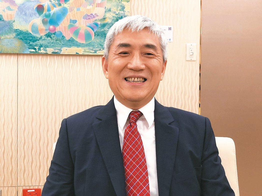 技嘉董事長葉培城 圖/本報系資料庫
