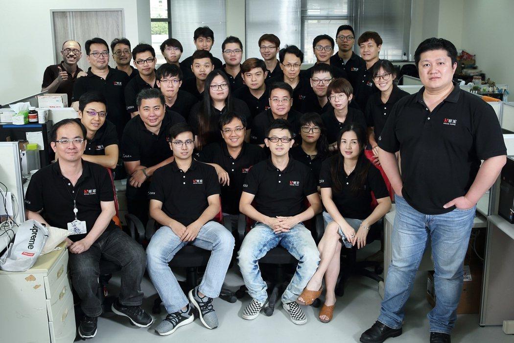 桓竑智聯團隊背景專業、各擁有多年大型專案協同開發經驗。 桓竑智聯/提供