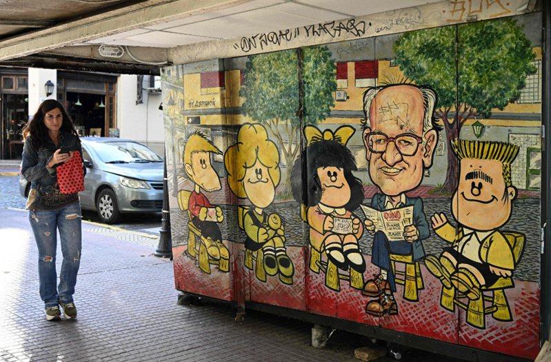 阿根廷漫畫大師季諾(Quino)的出版商表示,本名拉瓦多的季諾已經辭世,享壽88歲。人氣漫畫角色瑪法達(Mafalda)就是季諾的創作。 法新社