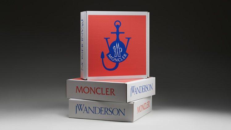 MONCLER與JW Anderson的合作推出「盒中展覽(Exhibition...