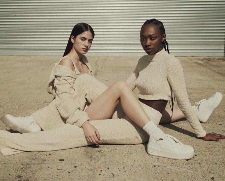 平價時尚品牌Bershka推出bCOMFY迷你系列,結合舒適性與俐落感,能在時髦...