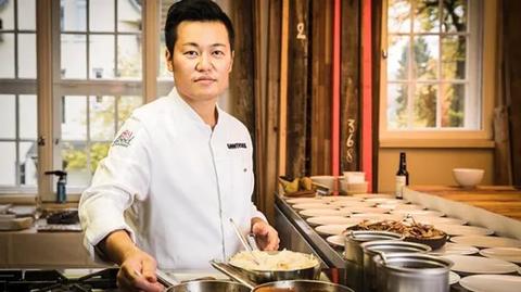 旅法日籍主廚關根拓被指控性侵,9月28日自殺。(取自推特)
