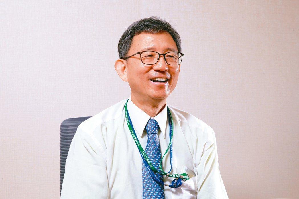 台大癌醫副院長王明鉅。記者許正宏/攝影