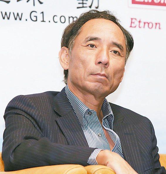 「台灣DRAM教父」高啟全在大陸紫光集團擔任全球執行副總裁等要職多年後,昨日離開紫光集團。(本報系資料庫)
