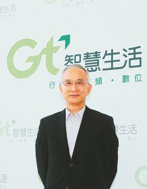 亞太電信董事長呂芳銘。(本報系資料庫)