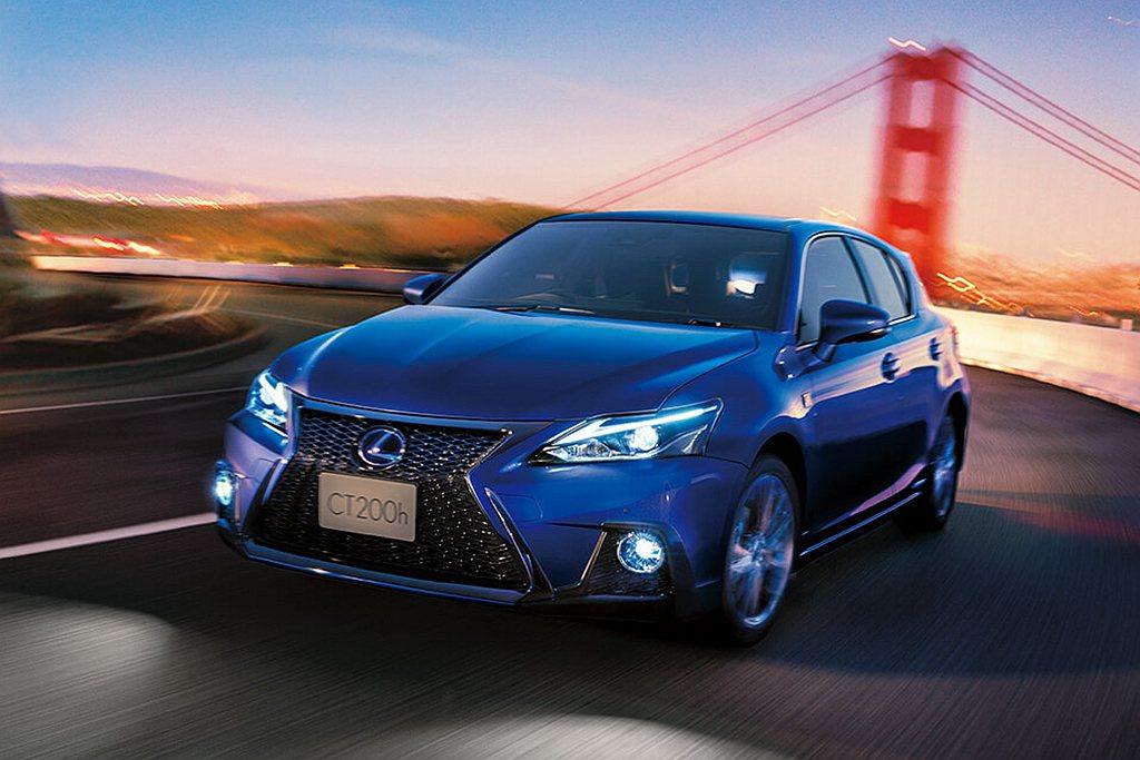 Lexus CT200h經歷兩次改款作業,但大改款至今尚未現身且銷售市場也越來越...