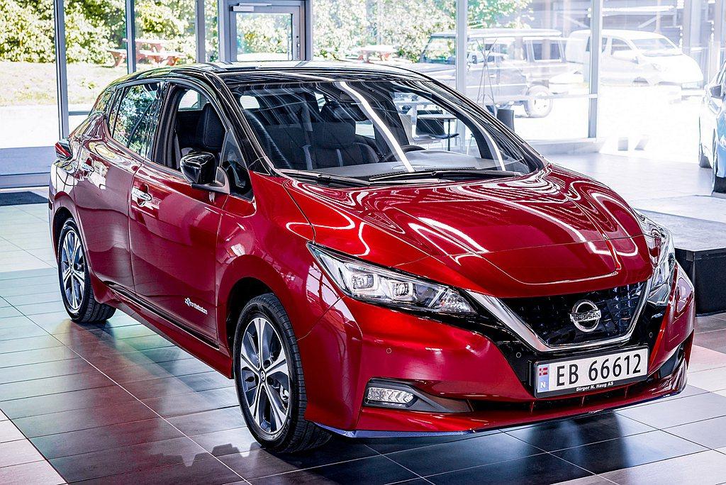 自2020年5月為止Nissan Leaf全球累積銷售已經突破47萬輛規模,到了...