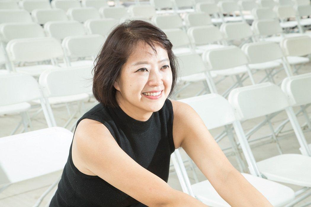 2020台灣設計展總策展人劉真蓉。圖/陳立凱攝影