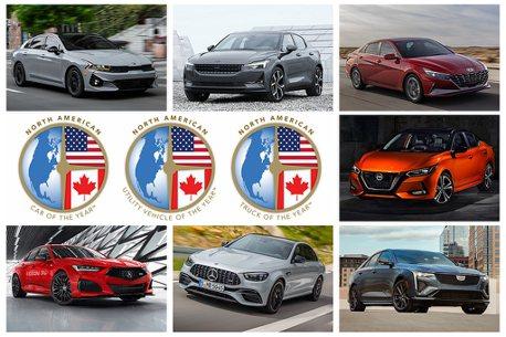 日系車廠只剩下Nissan、Acura!2021北美年度風雲車半決選名單公布