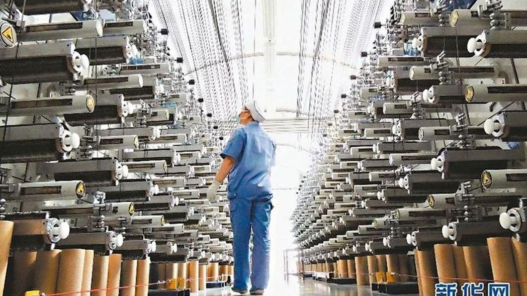 中國大陸國家統計局將於今(28)日發布2月製造業採購經理人指數(PMI)。 新華...