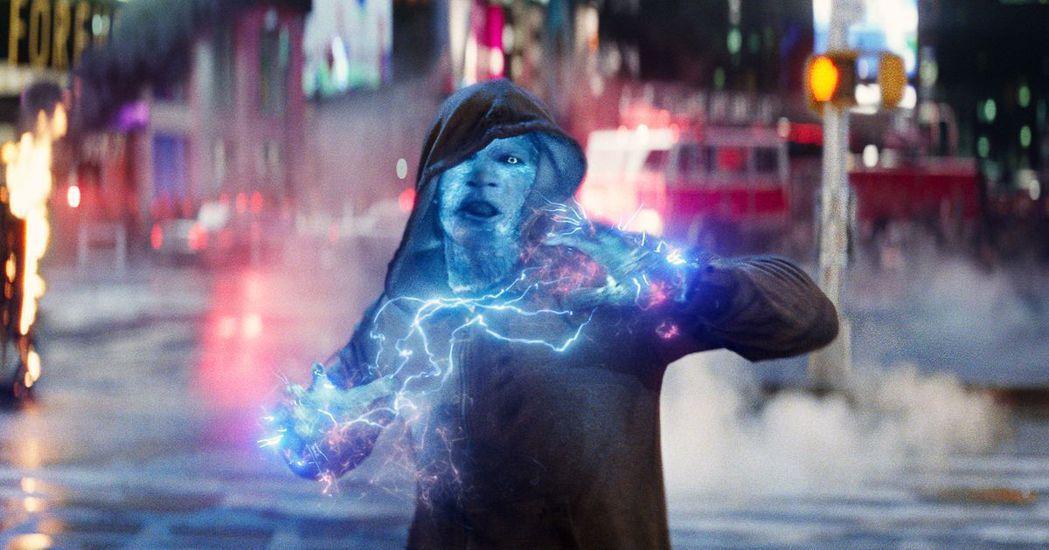 傑米福克斯扮演的「電光人」據傳將會回歸最新的「蜘蛛人」電影。圖/摘自imdb