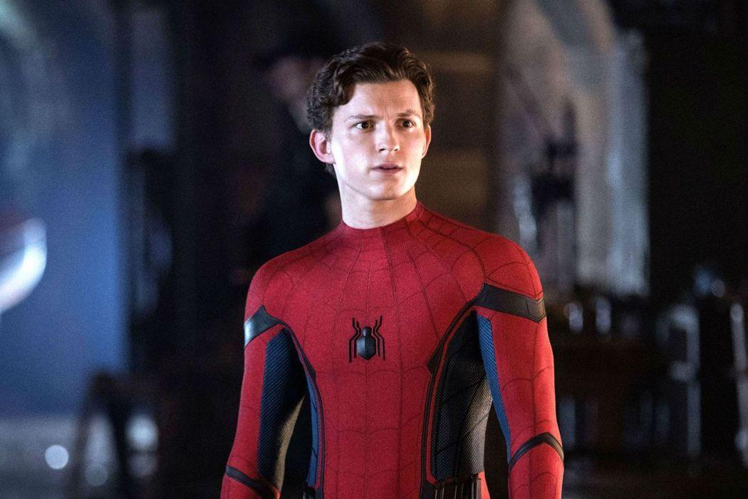 目前由索尼與漫威合作的「蜘蛛人」影片由湯姆霍蘭德掛帥主演。圖/摘自imdb