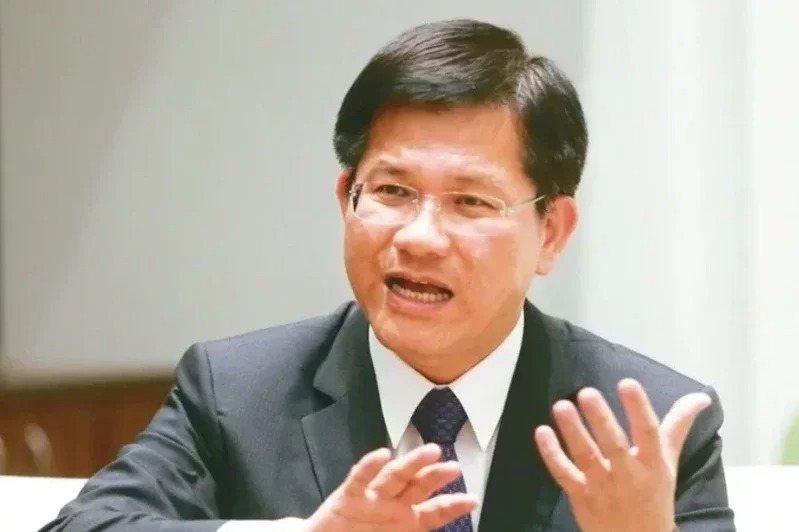 交通部長林佳龍。圖/聯合報系資料照