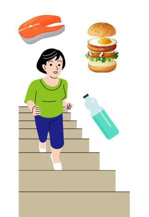 邁入中年,為了在未來幾年持續保持身體最佳狀態,飲食習慣必須有所調整。圖/123R...