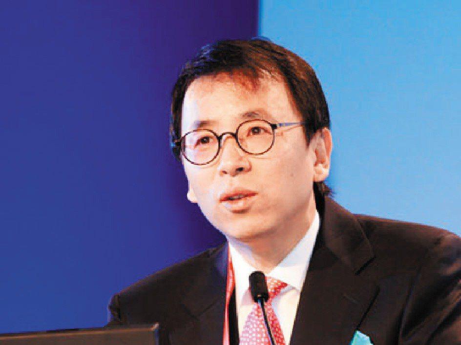 獨立經濟學家謝國忠。報系資料照