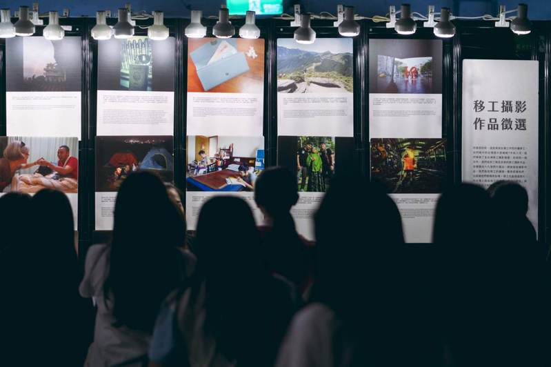 最受歡迎「移工之聲」移工攝影徵件,不僅展出移工的故事,也提供舞台讓全台移工發聲。圖/One-Forty提供