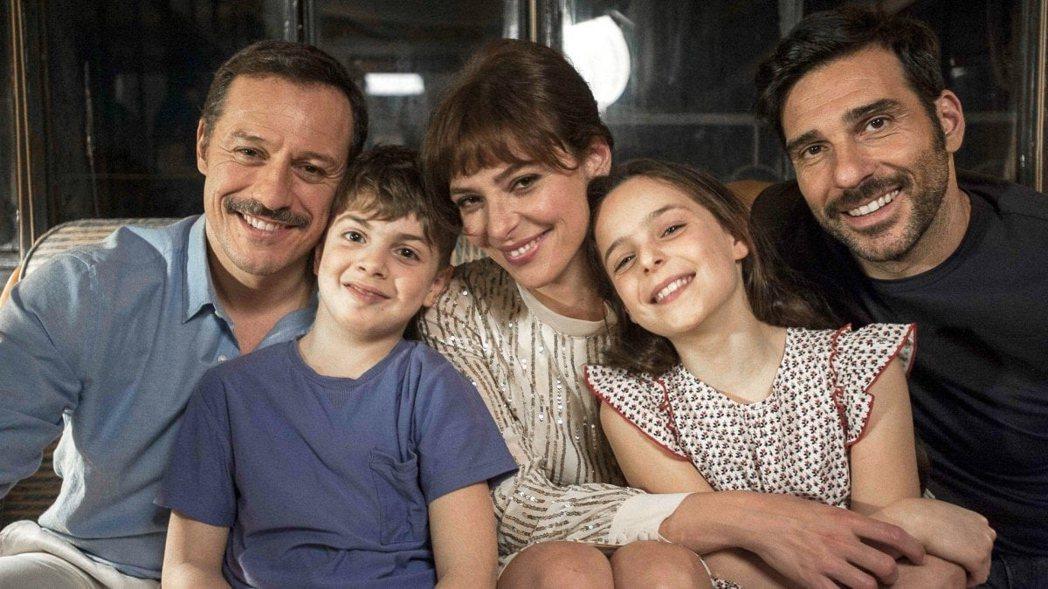 「幸運女神」叫好叫座,創下今年上半年義大利電影最佳票房。圖/海鵬提供