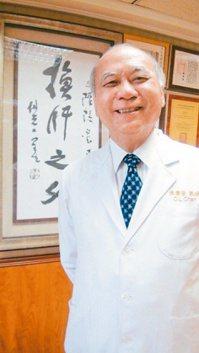 高雄長庚名譽院長陳肇隆是國際權威,被稱為亞洲換肝之父。本報資料照片