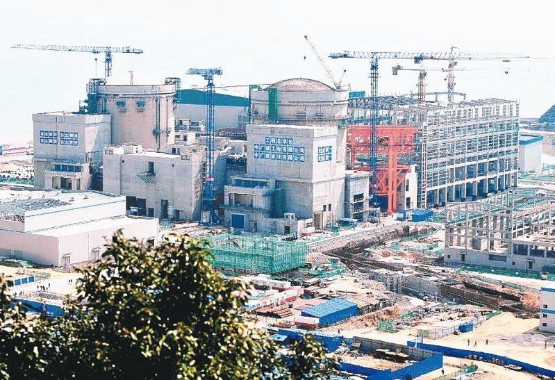 中國大陸目前是全世界在建核電廠最多的國家。(中新社)