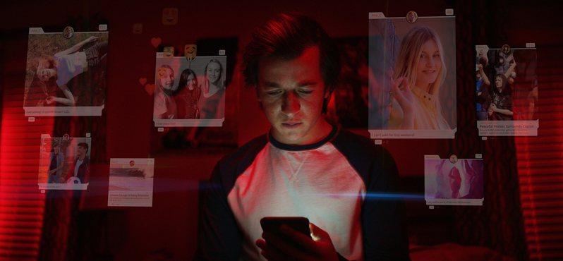 Netflix的紀錄片《智能社會:進退兩難》。美聯社