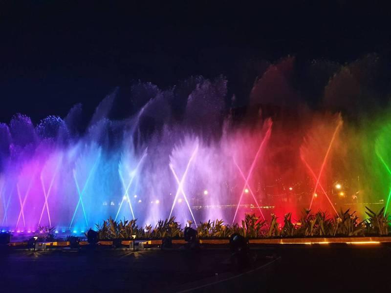 觀旅局於大溪推動夜間觀光,盼延長遊客停留時間,創造夜間經濟。圖/觀旅局提供