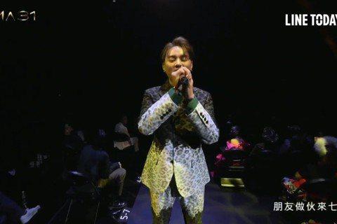 第31屆金曲獎頒獎典禮今晚在台北流行音樂中心舉行,一開場的表演「生命力」就讓觀眾感受到場地與小巨蛋的差異,不僅收音更加專業,更烘托出歌手演唱實力。第一棒上場的許富凱代表台語,穩定的唱功讓網友直喊「被...