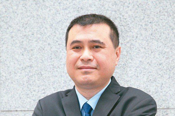 台新投顧副總經理黃文清 (本報系資料庫)
