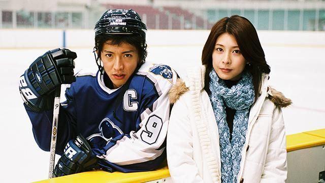 木村拓哉與竹內結子在2004年合作《冰上悍將》後成為好友。圖/擷自日網